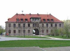 Visited in 2013 - Flossenburg Concentration Camp, Flossenburg, Germany