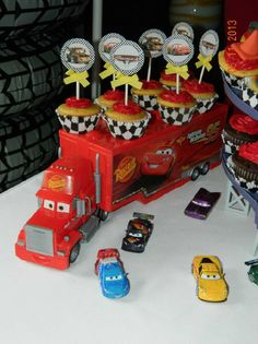 Beep Beep! If you have more than a few toys cars lying around your house and can recite the words to the Cars movies, it's fair to say you've got a car mad child living with you!    To help you throw a cars theme birthday party that they will love and remember, we've done the hard work for you and found some of the best car theme birthday party ideas from around the web to help get your party planning started.  #cars #birthday #birthdayparty #party