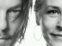 """Great Daryl/Carol pic for all you """"Caryl"""" shippers out there"""