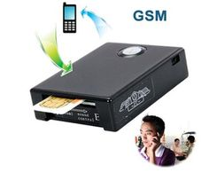 GSM AUDIO DEVICE WITH AUTO CALL FEATURE