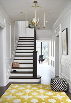 This Would Be Perfect for Any Home. 29 Stunning Interior Design To Inspire Yourself – Dream Interiors. This Would Be Perfect for Any Home. Hallway Inspiration, Home Decor Inspiration, Hallway Decorating, Interior Decorating, Interior Paint, Room Interior, Decorating Ideas, Interior Design Software, Hallway Designs