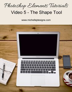 Using The Shape Tool in Photoshop Elements :http://michellejdesigns.com/using-the-shape-tool-in-photoshop-elements/