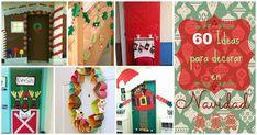 AYUDA PARA MAESTROS: 60 ideas para decorar y preparar el aula para Navi...