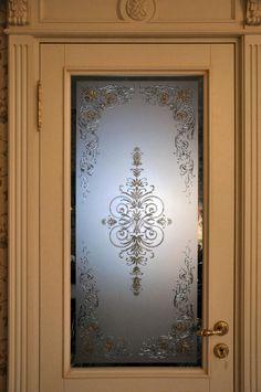 Витражи в классическом стиле для дверей – изготовление витражей   Студия художественного стекла Алексея Жогина