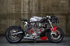 Ducati 749 customG