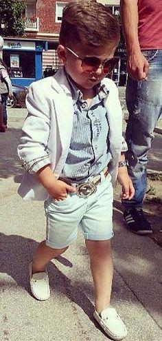As criança smais estilosas do mundo (Reprodução/Instagram)