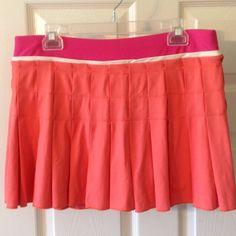 Nike Skirt Bright and comfortable Nike skort. Nike Skirts