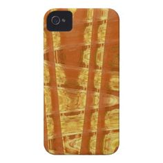 gold waves Case-Mate iPhone 4 case