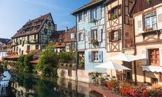 A part of France with a hint of Germany, this region's forests and hills shelter beautiful cities and villages, superb vineyards and cosy restaurants and hotels