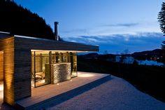 U0027Zero Carbonu0027 House By Simon Winstanley Architects. See More. Diseño De  Interiores U0026 Arquitectura: Cabaña Contemporánea Caliente En La Tierra Fría  De ...