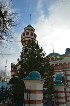 Mosques in Russu | ... mosque in russia | images for tver mosque | Tverskaya Great Mosque