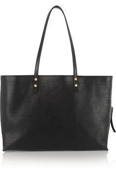 Chloé | Dilan textured-leather tote | NET-A-PORTER.COM