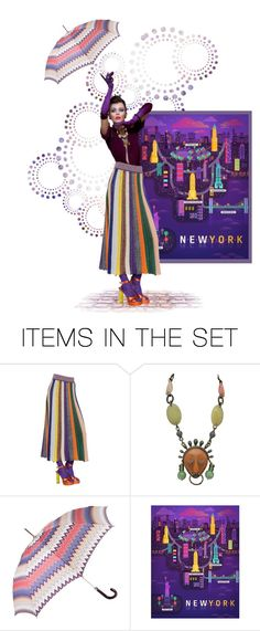 """""""~MISSONI~"""" by confusgrk ❤ liked on Polyvore featuring art and AmiciMei"""
