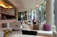 W Hotel Singapore - Sentosa Cove - Hotel & Lobby - impressions of this wonderful Starwood Hotel in Singapore - the famous W - Woo-Bar with delicious cocktails and the famous Tea Ceremony
