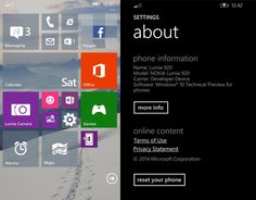How to roll back from Windows 10 Preview for phones to Windows Phone 8.1 via Recovery Tool