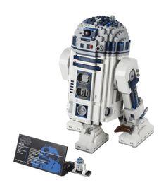 Lego R2-D2!