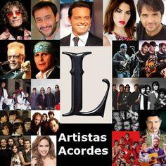 Acordes D Canciones: L (Lista de Artistas con Acordes)