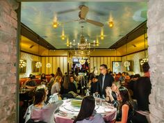 Mission Chinese Food The 38 Essential New York Restaurants, July 2015 - Eater NY Restaurants In Nyc, Mission Chinese Food, New York City, Group Dinner, Restaurant New York, Bamboo Restaurant, Restaurant Ideas, Big Group, City That Never Sleeps