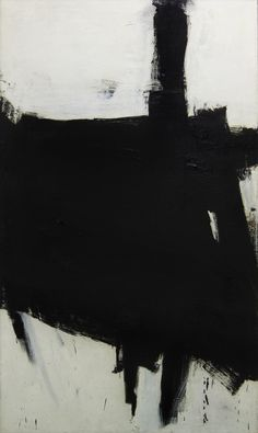 Franz Kline Paintings, plastic arts, visual arts, art, abstract expressionism