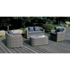 Salon de jardin modulable - Joy - Alinea - 1699€ | Home - jardin ...