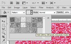Web pattern fill for glitter texture.