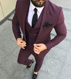 Perfect Suit Styles for Men