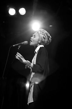 Yuna. A 25 years old elegant artist from Malaysia. Has been making music since 2008