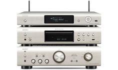 Zestaw audio DENON PMA720-DCD720-DNP730