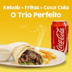 O melhor e maior kebab de Goiânia!