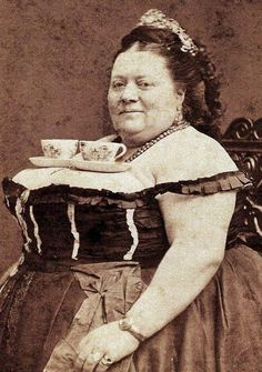 Tea for two, hahaha!  i once knew a lady who could do that with her arse