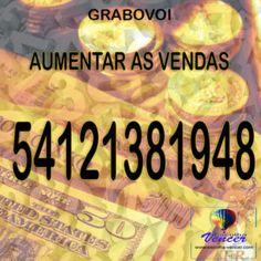 Os Códigos Grabovoi (nesse caso) Aumentar as Vendas 54121381948 (cinco, quatro, um, dois,um, tres,oito,um,nove,quatro,oito)  são sequencias numéricas quem tem por objetivo Trazer equilíbrio a uma situação seja ela financeira, emocional ou ainda relacionado a saúde.