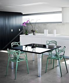 10 industrial dining