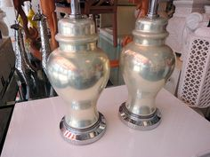 Mercury GINGER JAR Lamps 7234