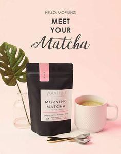 Collagen + Probiotic Functional Matcha Latte - Coffee vs Tea Coffee Vs Tea, Yogurt Face Mask, Ceremonial Grade Matcha, Coconut Milk Powder, Chicory Root, Superfood Powder, Superfoods, Collagen, Dairy Free