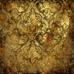 Baroque Gold Pattern