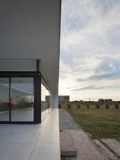 Escribano + Bourquin, Mariano Escribano, Rodrigo Bourquin, Federico Cairoli — Ribera 1 House