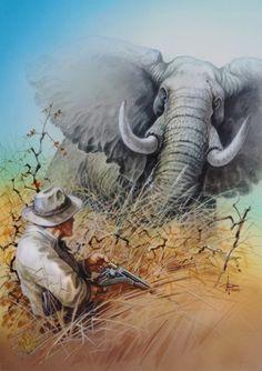 Degtev, Alexander - Elephant