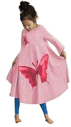 Dillian Girls Butterfly Print Dress Pink 100 Dillian Dress http://www.amazon.com/dp/B013C6WTHU/ref=cm_sw_r_pi_dp_Mg3wwb023HZCS