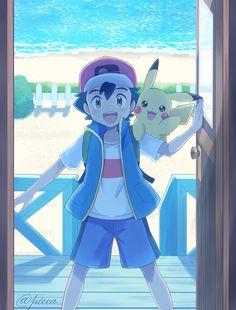 Cool Pokemon Wallpapers, Cute Pokemon Wallpaper, Cute Disney Wallpaper, Mega Pokemon, Pokemon Comics, Pokemon Fan Art, Satoshi Pokemon, Pokemon Ash And Serena, Anime City