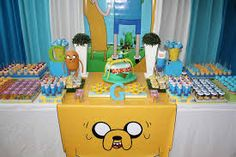 adventure time party - Buscar con Google
