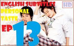 Personal Taste Episode 13 Eng Sub - 개인의취향 Ep 13 [English Subtitles]