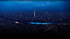 100 Mil LEDs Criam Vaga-lumes Artificiais No Rio Sumida Em Tóquio O Blog   The Creators Project