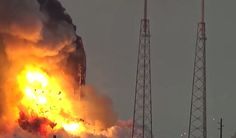 The mishap dealt a severe blow to SpaceX, still scrambling to catch up with…