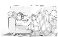 Couple Poses Drawing, Cute Couple Drawings, Anime Couples Drawings, Cute Couple Art, Drawing Poses, Cute Drawings, Anime Couples Cuddling, Anime Couples Sleeping, Anime Couples Hugging