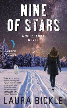 Laura Bickle, whose Nine of Stars (book three in her Dark Alchemy series) is out today, joins us to share her favorite TV shows that feature dark themes. Laura: I love a good swim in the dark, fasc…