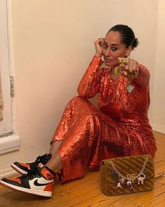 tracee ellis ross hair hairstyles curly hair natural black girl hair style fashion outfits fall fashion Source by femestella outfits black girl Black Women Fashion, Look Fashion, Autumn Fashion, Fashion Outfits, Womens Fashion, Fashion 2018, Fashion Design, Tomboy Chic, Zeina