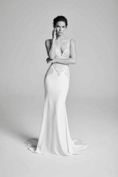 a22d851f2c1 The Wedding A-List - Suzanne Neville - The 2018 Belle Epoque Collection -  Theia