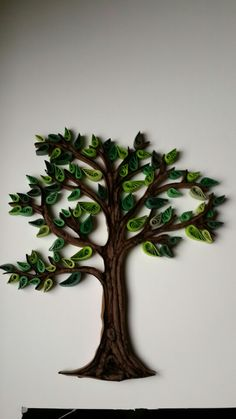 My love quilling..trees..