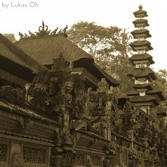 Temple at Campuhan, Ubud