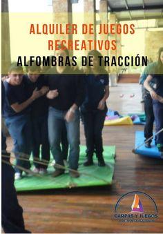Alformbras de Tracción - Visitá nuestra página wwwcarpasyjuegos.com.ar ALQUILER DE JUEGOS > RECREATIVOS - #Juegos #Evento #AlquilerDeJuegos #JuegosRecreativos Games, Events